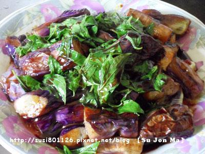 素食料理-醬燒茄子09.JPG