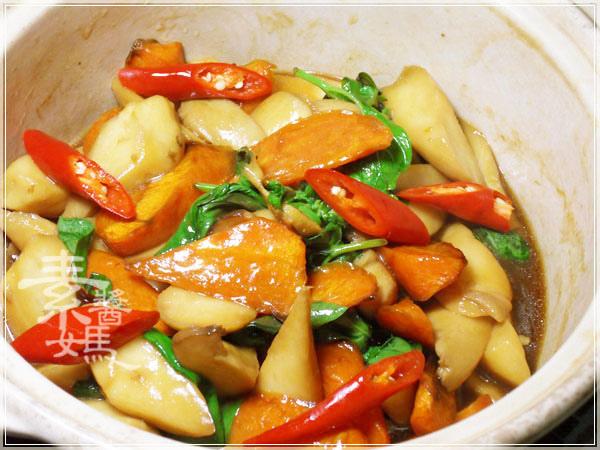 素食料理-三杯杏鮑菇16.jpg