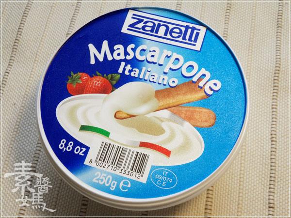 甜點-馬斯卡邦乾酪01.JPG