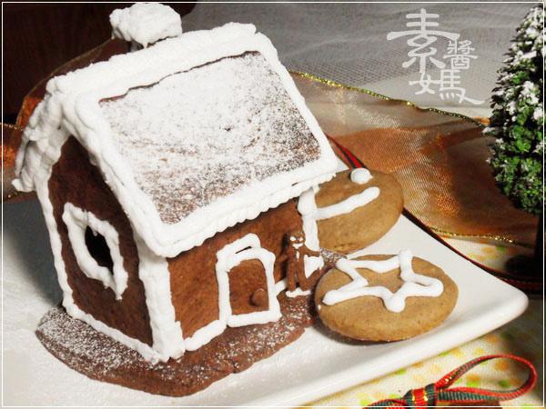 聖誕大餐系列-平底鍋做薑餅屋(人)21.jpg