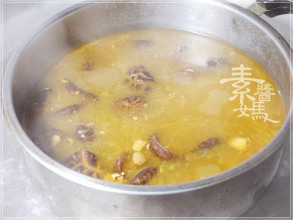 素食食譜-薑母鴨料理12.jpg