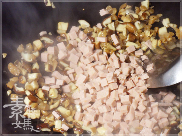 素食料理-臘八粥(八寶粥)07.jpg