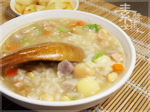 素食料理-臘八粥(八寶粥)20.jpg