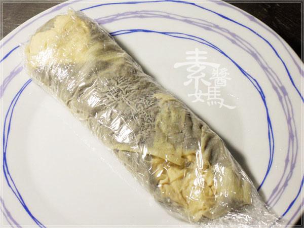 年菜料理-五彩富貴慶有餘(素魚料理)08.jpg