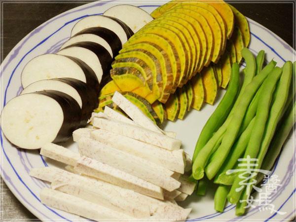 過年年菜食譜-什錦蔬菜天婦羅(揚物)02.jpg