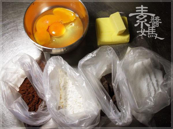 情人節巧克力-一顆柳丁的巧克力蛋糕(免烤箱)03.jpg