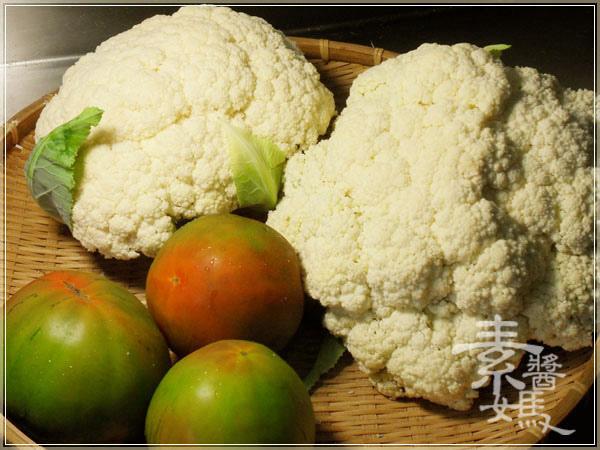 簡單家常菜-番茄炒花椰菜01.jpg