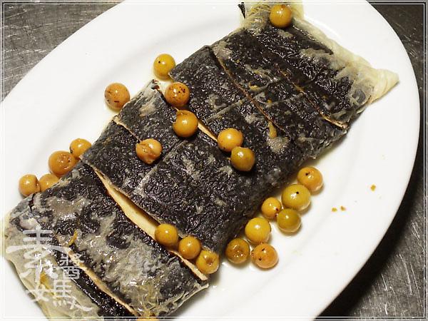 素食料理-樹子蒸鱈魚03.jpg