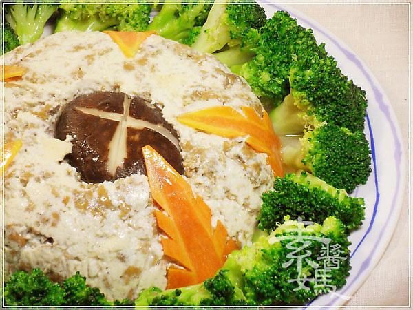 簡單家常菜-樹子(破布子)蒸豆腐08.jpg