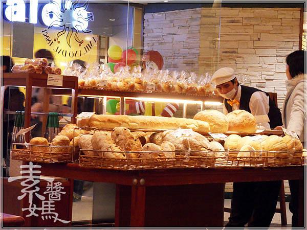 大葉高島屋戰利品-PECK義式麵包&桑葚緣桑葚果醬03.jpg