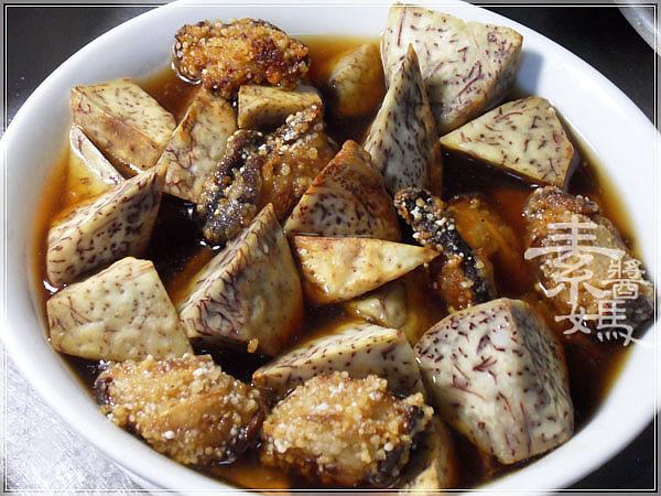 美味宴客菜-芋頭排骨14.jpg