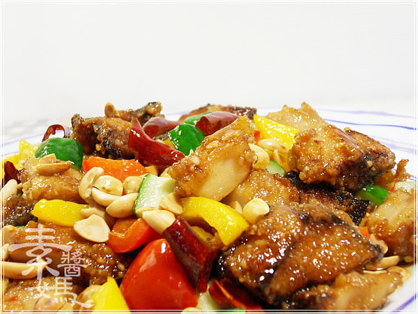 中式料理 - 素 宮保雞丁18.jpg