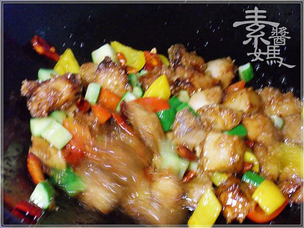 中式料理 - 素 宮保雞丁12.jpg
