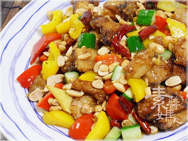中式料理 - 素 宮保雞丁16.jpg