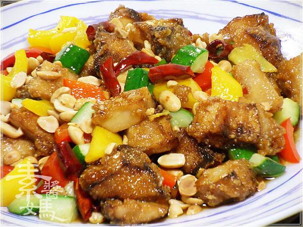 中式料理 - 素 宮保雞丁17.jpg