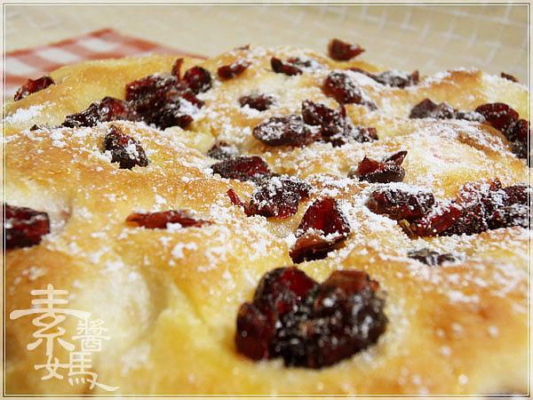 烘焙麵包-蔓越莓佛卡夏 Cranberry Focaccia23.jpg