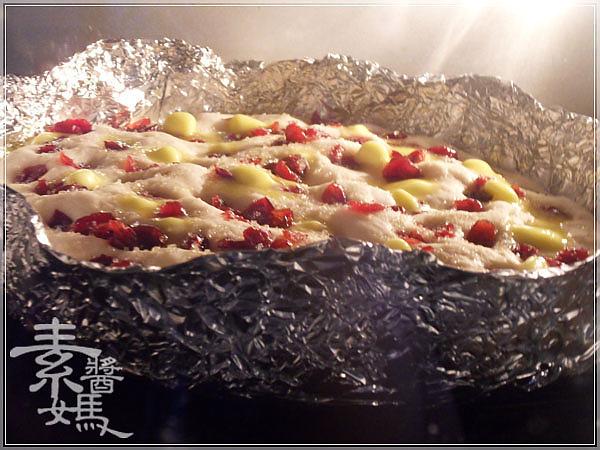 烘焙麵包-蔓越莓佛卡夏 Cranberry Focaccia13.jpg