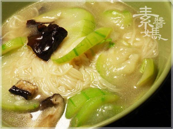 開胃料理-絲瓜麵線(菜瓜麵線)12.jpg