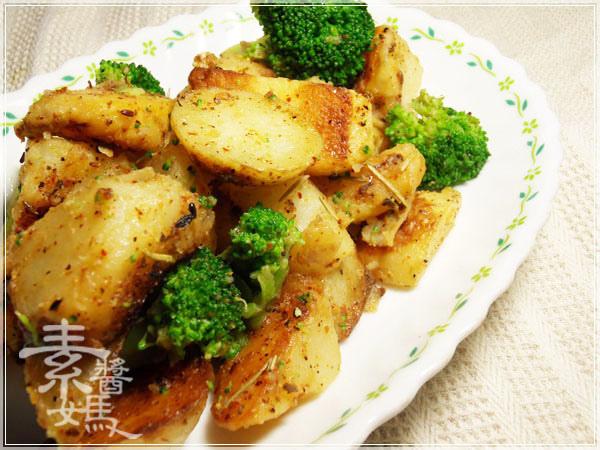 索拉斯最後歸宿旅店-歐提克的辣馬鈴薯12.jpg