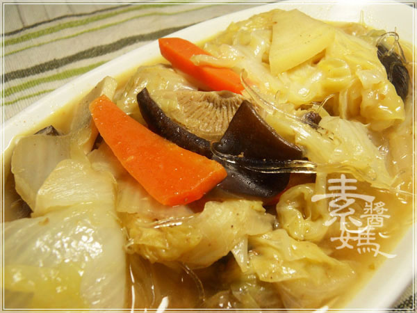 家常小吃-白菜滷18.JPG