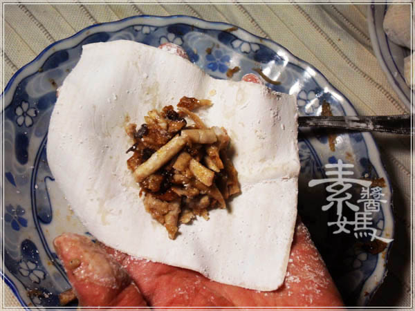 美味餛飩 - 芋頭大餛飩湯08.JPG