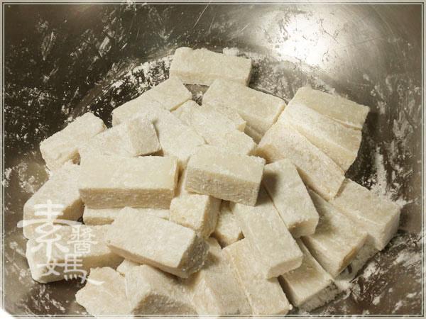 素食料理-紅燒麻油雙糕05.JPG
