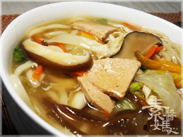 素食家常料理-大滷麵20.JPG