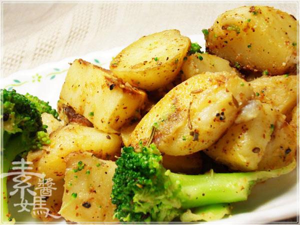 索拉斯最後歸宿旅店-歐提克的辣馬鈴薯11.jpg