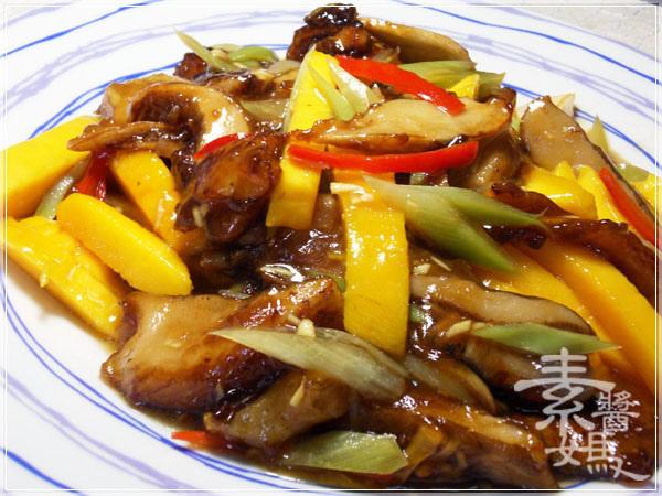 快炒料理-熱炒芒果鮑魚菇20.jpg