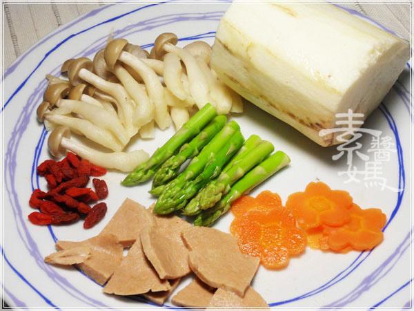 無蛋素料理-山藥茶碗蒸02.JPG