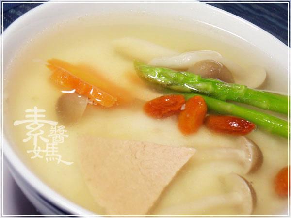 無蛋素料理-山藥茶碗蒸11.JPG