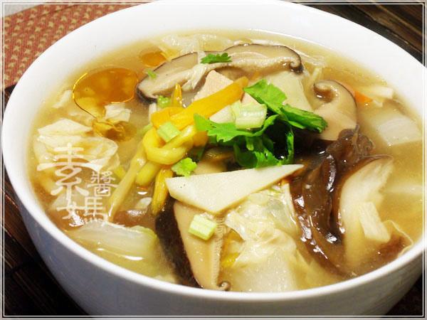 素食家常料理-大滷麵17.JPG
