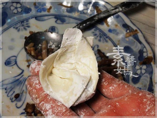 美味餛飩 - 芋頭大餛飩湯12.JPG