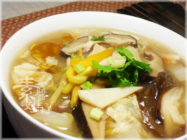 素食家常料理-大滷麵16.JPG