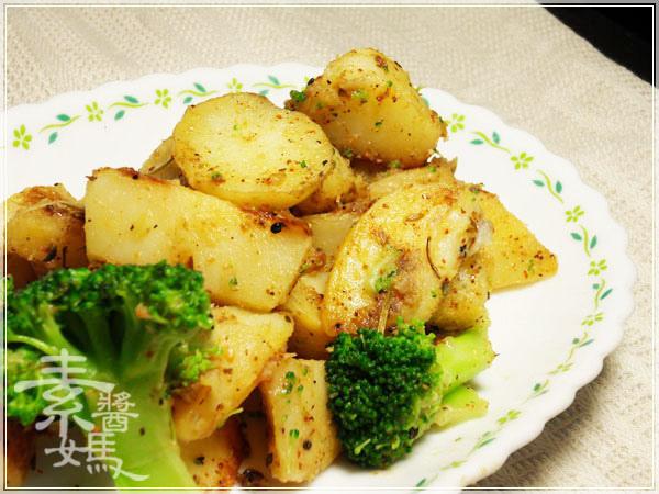 索拉斯最後歸宿旅店-歐提克的辣馬鈴薯10.jpg