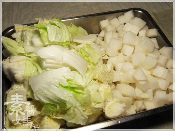 素食家常料理-大滷麵02.JPG