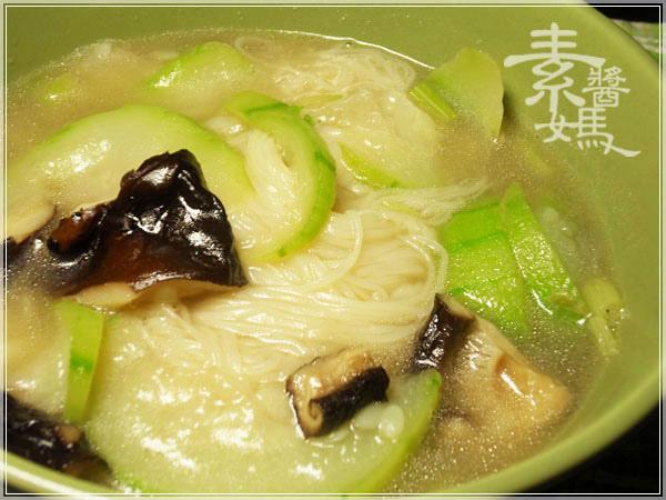 開胃料理-絲瓜麵線(菜瓜麵線)11.jpg