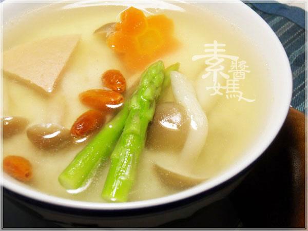 無蛋素料理-山藥茶碗蒸10.JPG