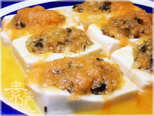 中式素食料理-素蟹黃豆腐15.jpg