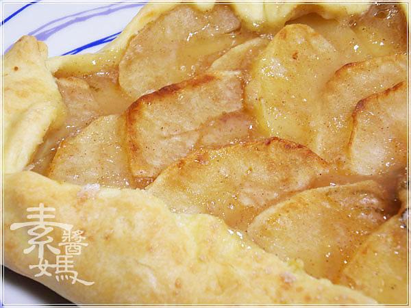 簡單烘焙點心-蘋果派 蘋果塔22.jpg