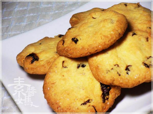 烘焙手工餅乾-蔓越莓奶酥餅乾17.JPG