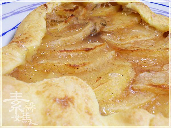 簡單烘焙點心-蘋果派 蘋果塔14.jpg