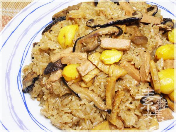 中式料理-鳳眼果油飯22.jpg
