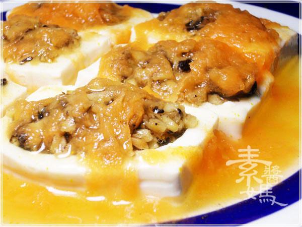 中式素食料理-素蟹黃豆腐13.jpg