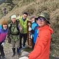 東峰登山口
