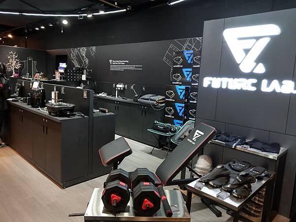 台南focus未來實驗室櫃點