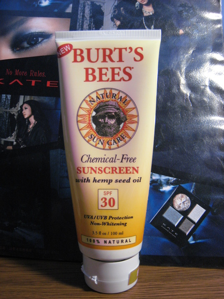 小蜜蜂防曬乳 SPE30