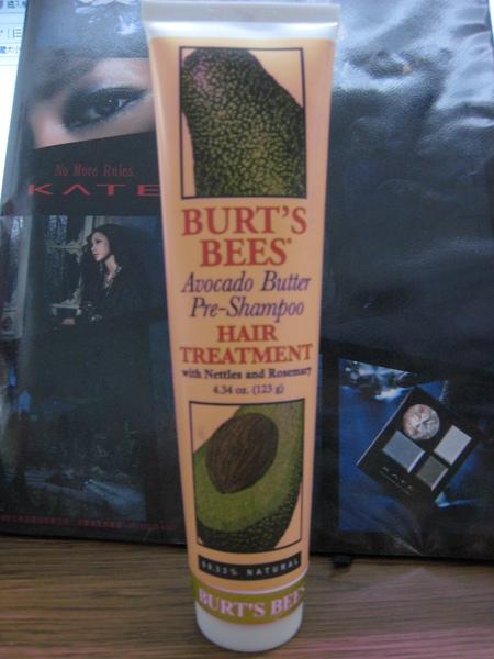酪梨奶油護髮熱油