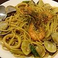 咖哩海鮮麵