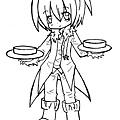 吾命騎士-Q版拿著蛋糕的寒冰.jpg